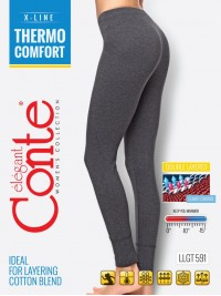 Thermo női leggings (591)
